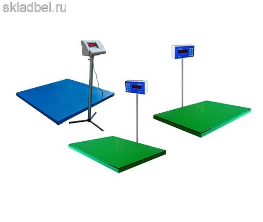 Весы платформенные электронные 1000 кг