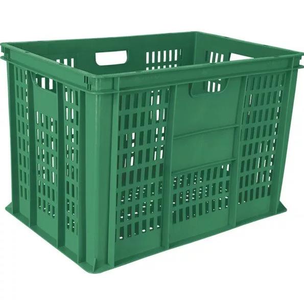 Ящик колбасный 203-1 зеленый 600х400х410
