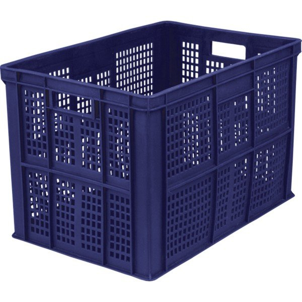 Ящик колбасный 203 синий 600х400х410