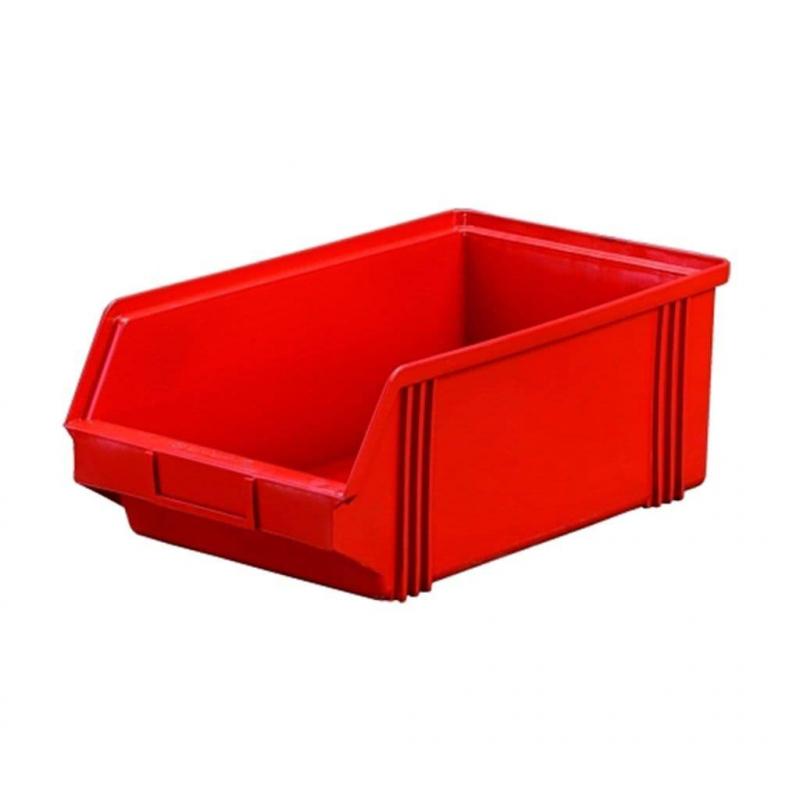 Ящик пластиковый для склада 400х230х150