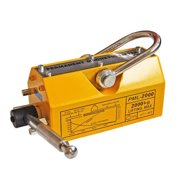Захват магнитный для металла TOR PML-A 100 (г/п 100 кг)
